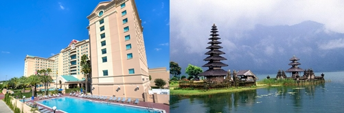 perkembangan bisnis perhotelan dan pariwisata