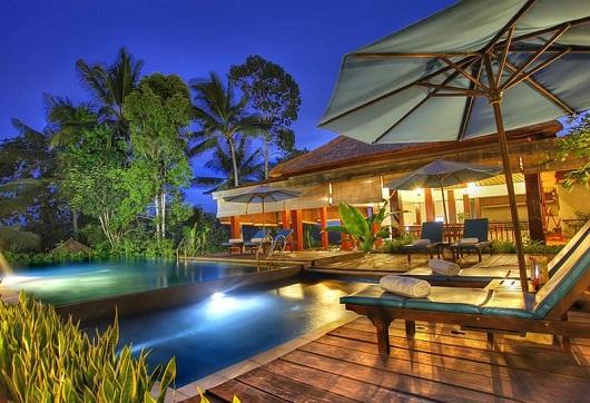 hotel Bali Rich Luxury Villa & Spa Ubud