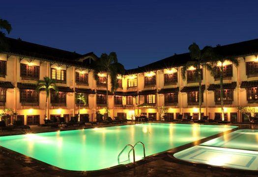 hotel bintang 4 di Jogja