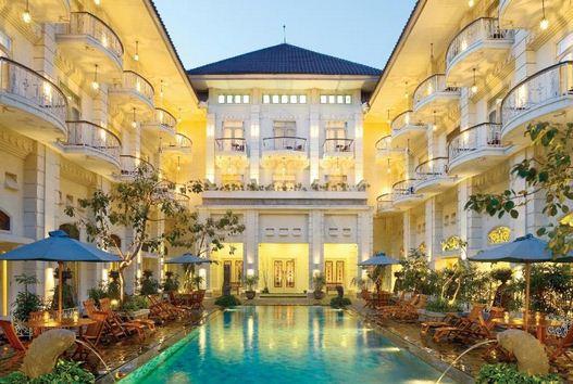 Daftar hotel Bintang 5 di Jogja