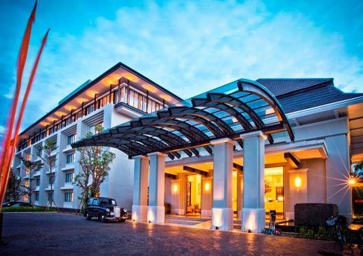 daftar hotel bintang 4 di Malang