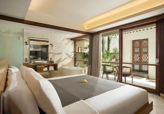 Info hotel Bintang 4 di Kuta Bali
