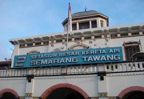 hotel murah dekat stasiun tawang Semarang