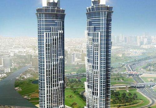 10 hotel tertinggi di dunia