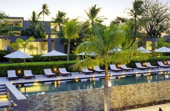 Daftar hotel bintang 5 di Lombok