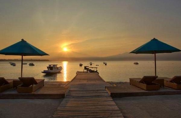 Daftar 25 Hotel di Gili Trawangan Lombok Yang Bagus