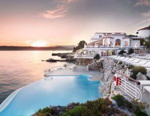 Hotel du Cap-Eden-Roc, di Prancis