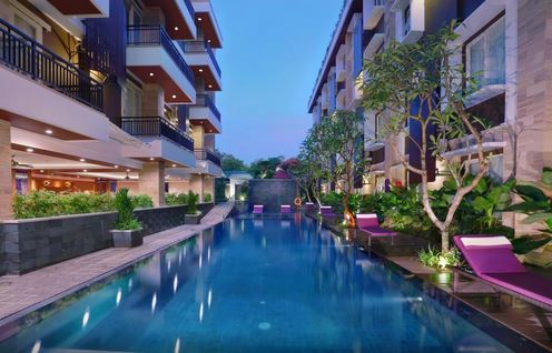 Quest Hotel San Denpasar