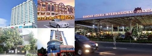 hotel dekat bandara juanda surabaya