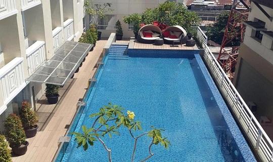 hotel grand zuri malioboro di yogyakarta