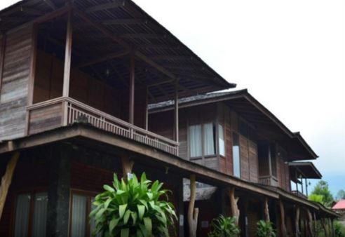 Villa Rumah Kayu (Java Joglo) Lembang