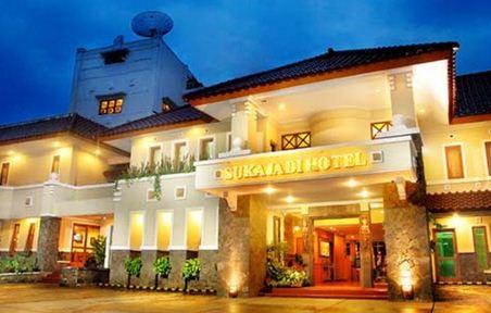daftar hotel di Sukajadi Bandung