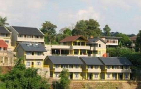 12 villa murah di Lembang Bandung