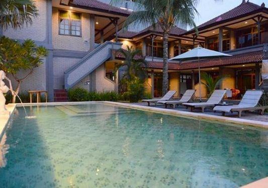 Hotel Bintang 1 di Kuta Bali
