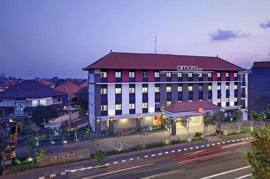 hotel bintang 2 di denpasar Bali