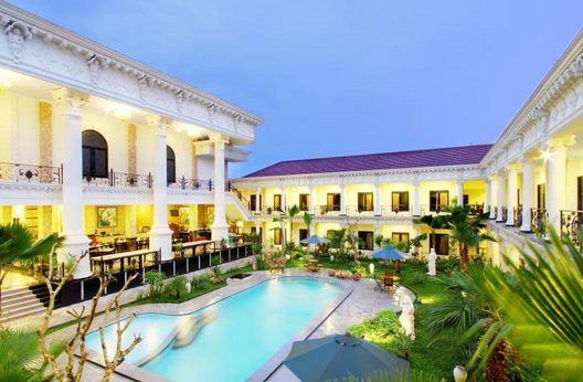 daftar hotel Bintang 3 di Jogja