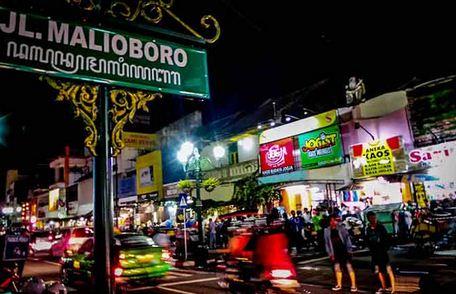 Daftar hotel murah di sekitar jalan Malioboro Jogja
