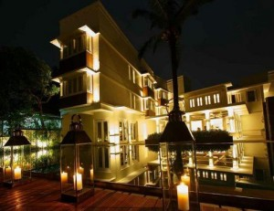 The Shalimar Boutique Hotel bintang 5 malang