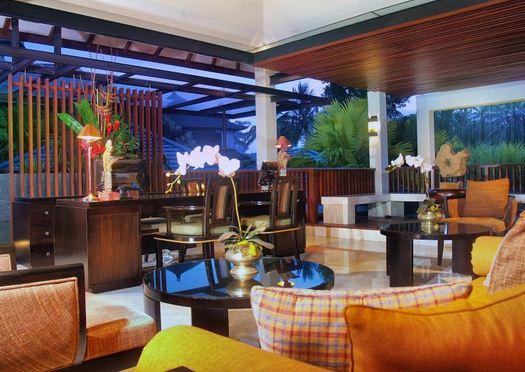 villa resort dan hotel bintang 5 di Ubud Bali