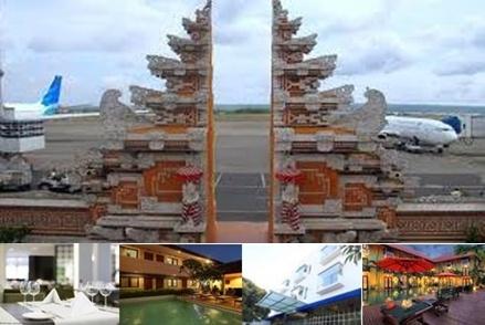 18 hotel murah dekat Bandara Ngurah Rai Bali