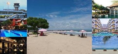 13 hotel murah dekat Pantai Kuta Bali