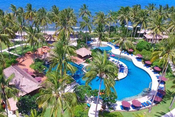 Daftar 35 Hotel Bintang 4 di Lombok Yang Bagus