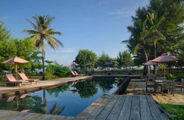 7 Hotel Di Lombok Yang Memiliki Kolam Renang Pribadi