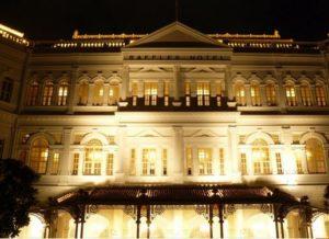 Hotel Raffles, di Singapura