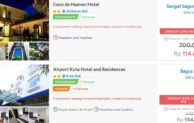 Dapatkan Promo Hotel di Bali Diskon hingga 50% Desember 2018