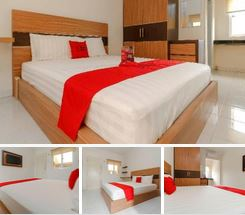 RedDoorz Plus near Palembang Square Mall