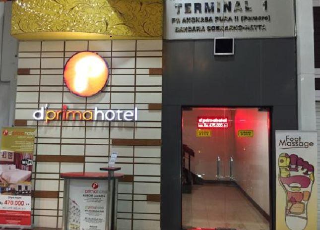 D'primahotel Airport