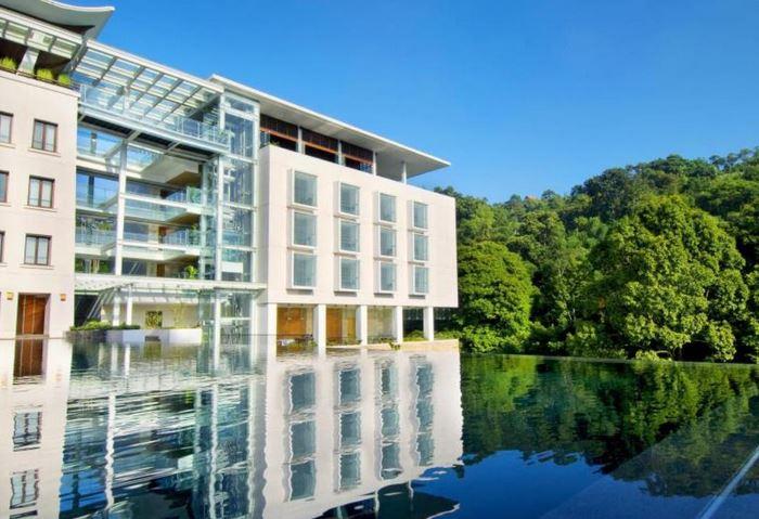 Padma Hotel Bandung, Ciumbuleuit Mewah dan Berkelas