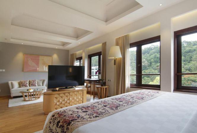 Kamar Padma Hotel Bandung