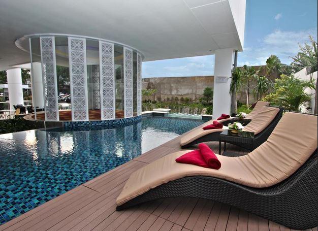 Hotel Mercure Nexa Bandung Supratman Bagus dan Nyaman