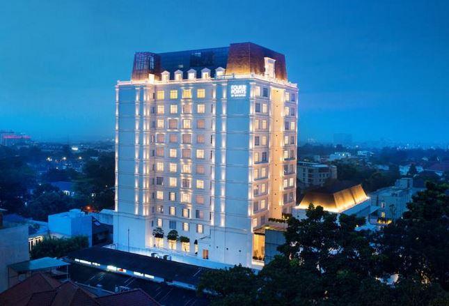 Hotel Four Points by Sheraton Bandung Mewah Fasilitas Lengkap