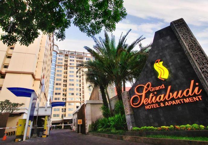 Grand Setiabudi Hotel Bandung Mewah dan Nyaman