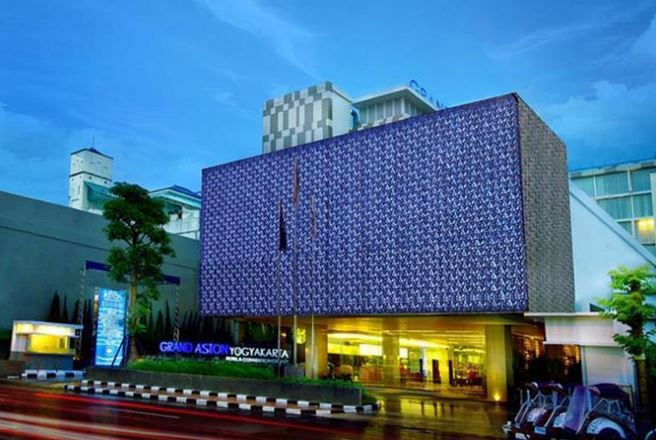 Grand Aston Yogyakarta Hotel Mewah dan Berkelas