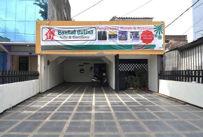 Bantal Guling Trans Bandung