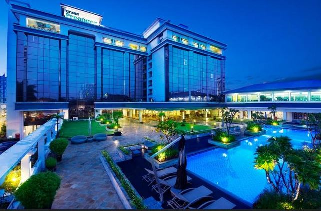 Prama Grand Preanger Hotel Bandung