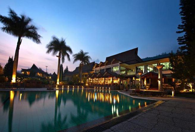 Puteri Gunung Hotel Lembang