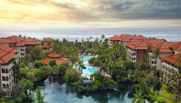 Ayodya Resort Nusa Dua Bali Mewah Fasilitas Lengkap