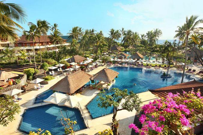 Nusa Dua Beach Hotel & Spa, Solusi Menginap Nyaman Dengan Fasilitas Terbaik