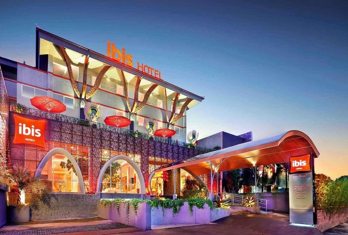 Hotel Ibis Kuta Bali