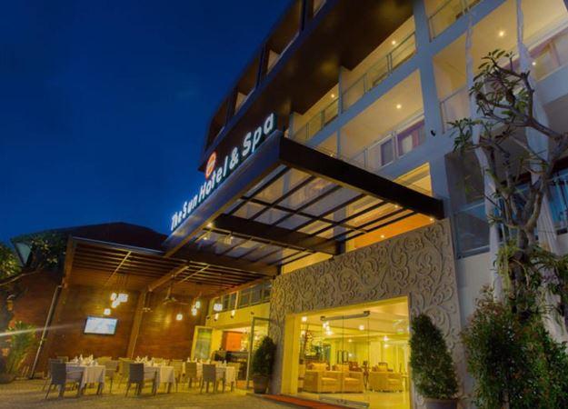 The Sun Hotel & Spa Legian Bali