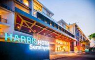 HARRIS Hotel Seminyak Bali Mewah Fasilitas Lengkap