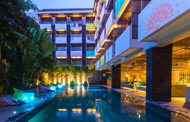 Tijili Hotel Seminyak Bali