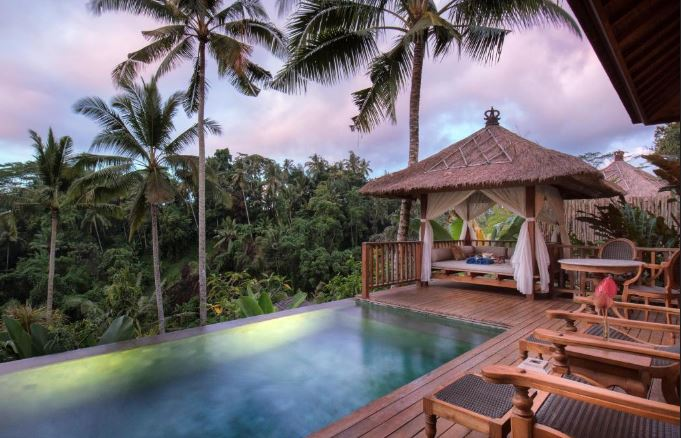 Natya Resort Ubud Bali