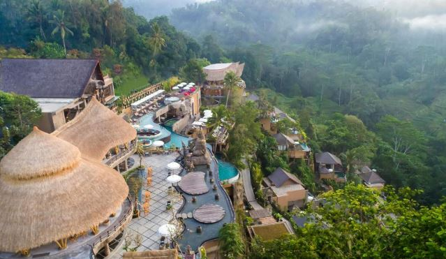 The Kayon Jungle Resort Ubud Bali