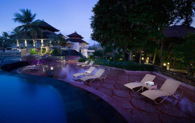 Kamandalu Ubud Resort and Spa, Ubud Bali