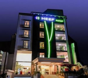 Heef Hotel Pasar Baru